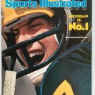 Sports Illustrated Magazine September 6 1976 Michigan Is No. 1 Rick Leach
