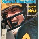 Sports Illustrated Magazine September 6 1976 Michigan Is No. 1 Rick Leach