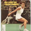 Sports Illustrated Magazine April 26 1976 Goofagong Wins Again Tennis