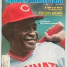 Sports Illustrated Magazine April 12 1976 Special Baseball Issue Joe Morgan
