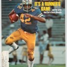 Sports Illustrated Magazine November 24 1975 It's A Runners Game Chuck Muncie
