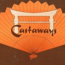Vintage Castaways Restaurant Menu Miami Beach Florida