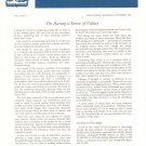Vintage The Royal Bank Of Canada Monthly Letter 1962 Lot Of 10