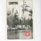 Vintage Camping Boy Scouts Of America Merit Badge Series 1971 BSA