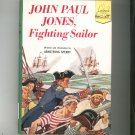 John Paul Jones Fighting Sailor by Armstrong Sperry Landmark Book 39 Vintage Hard Cover