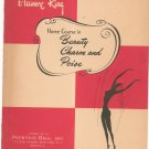 Vintage Home Course In Beauty Charm And Poise by Eleanore King With Box  Prentice Hall