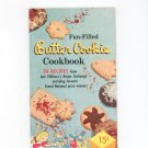 Pillsbury's Fun Filled Butter Cookie Cookbook Vintage