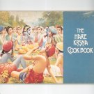 Vintage The Hare Krsna Cookbook by Krsna Devi Dasi 1974 0801960738