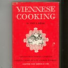 Vintage Viennese Cooking Cookbook by O. And A. Hess Hard Cover 1952