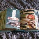 Vintage Good Housekeeping Cookbook Collection In Binder 1950's