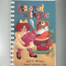 Ted E. Bear Avon Collectors Club Cookbook Regional New York