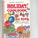 Mystic Seaport Holiday Cookbook For Kids Regional Museum Stores CT 0939510138