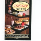 Osterizer Blender Creative Cookery Cookbook With Instructions