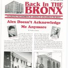 Lot Of 9 Assorted Back In The Bronx Magazines Volume VIII VI V IV