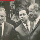 Vintage Life Magazine June 30 1967 Kosygin At The U,N. Summit At Glassboro
