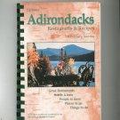 Famous Adirondacks Restaurants & Recipes Culinary Journey Cookbook Plus 0878816063 First Edition