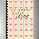 Cooking With Love Cookbook Regional Presbyterian Church New York