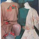 The Clothes Line by Gigi Wilson Easy To Paint Garments For Everyone