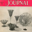 Vintage The Antiques Journal July 1966 Early American Glass