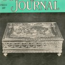 Vintage The Antiques Journal February 1967  Victorian Silver Boxes