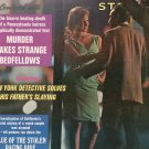 Vintage Official Detective Stories Magazine February 1967