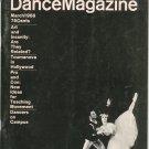 Dance Magazine March 1966  Vintage Lisa Bradley Nel Jorgensen