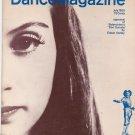Dance Magazine July 1965  Vintage Appraisal of Balanchine's Don Quixote Denby