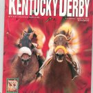 Kentucky Derby Official Souvenir Magazine May 6 1995