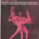 Dance Magazine July 1963 Vintage
