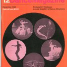 Dance Magazine December 1964 Vintage Special Issue Dance Attractions