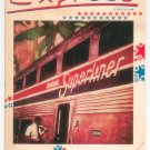 Amtrak Express Magazine June July 1988