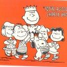 You're A Good Man Charlie Brown Musical Whitelaw & Persson Souvenir Program