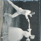 Dance Magazine January 1968 Vintage Fred Astaire John Martin Jack Cole