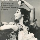 Dance Magazine May 1964 Vintage Estrellita of Ballet Granada