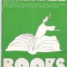 Dance Magazine March 1969 Vintage Joffrey Ballet Backstage