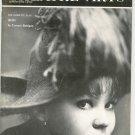 Theatre Arts Magazine April 1963 Vintage Not PDF