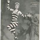 Theatre Arts Magazine November 1962 Vintage Not PDF