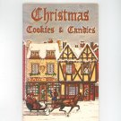 Vintage Christmas Cookies & Candies Cookbook by Irena Chalmers Potpourri Press 1978