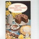 Baker's Chocolate And Coconut Favorites Cookbook Vintage