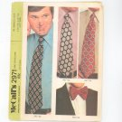 McCall's 40 Minute Ties Pattern Number 2971