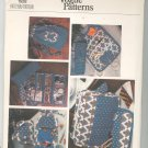 Vogue Travel Accessories Pattern Number 1528 Bags / Cases
