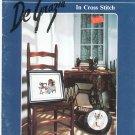 De Grazia In Cross Stitch Book IV Sundance Designs