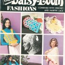 Easy Daisy Loom Fashions Book 17590 Combined With Crochet & Hairpin Lace