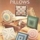 Leisure Arts Crocheted Pillows Leaflet 282