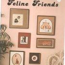 Feline Friends Cross Stitch & Needlepoint by Susan Bates Number 17050