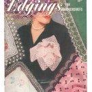 Clark's J P Coats Book 271 Edgings For Handkerchiefs Vintage