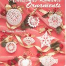 Crocheted Christmas Romance Ornaments by Ismay Bullock 1088 American School Needlework