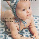 Vintage Spinnerin The Bare Facts Of Crochet For Beginners