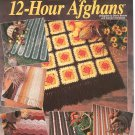 Needlecraft Shop Harvest Of 12 Hour Afghans by Doris Brooks & Carolyn Christmas