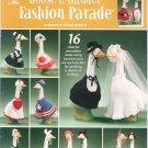 Goose & Gander Fashion Parade Crochet Annie's Attic by Sharon Hatfield